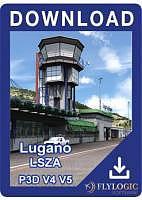 Airport Lugano professional