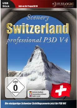 Switzerland professional P3D V4