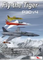 FLY THE TIGER F-5 P3D V4