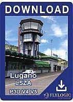 Lugano professional P3D V4 français