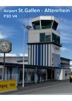 Airport Altenrhein P3D V4 english