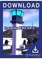 Airport Locarno P3D V4
